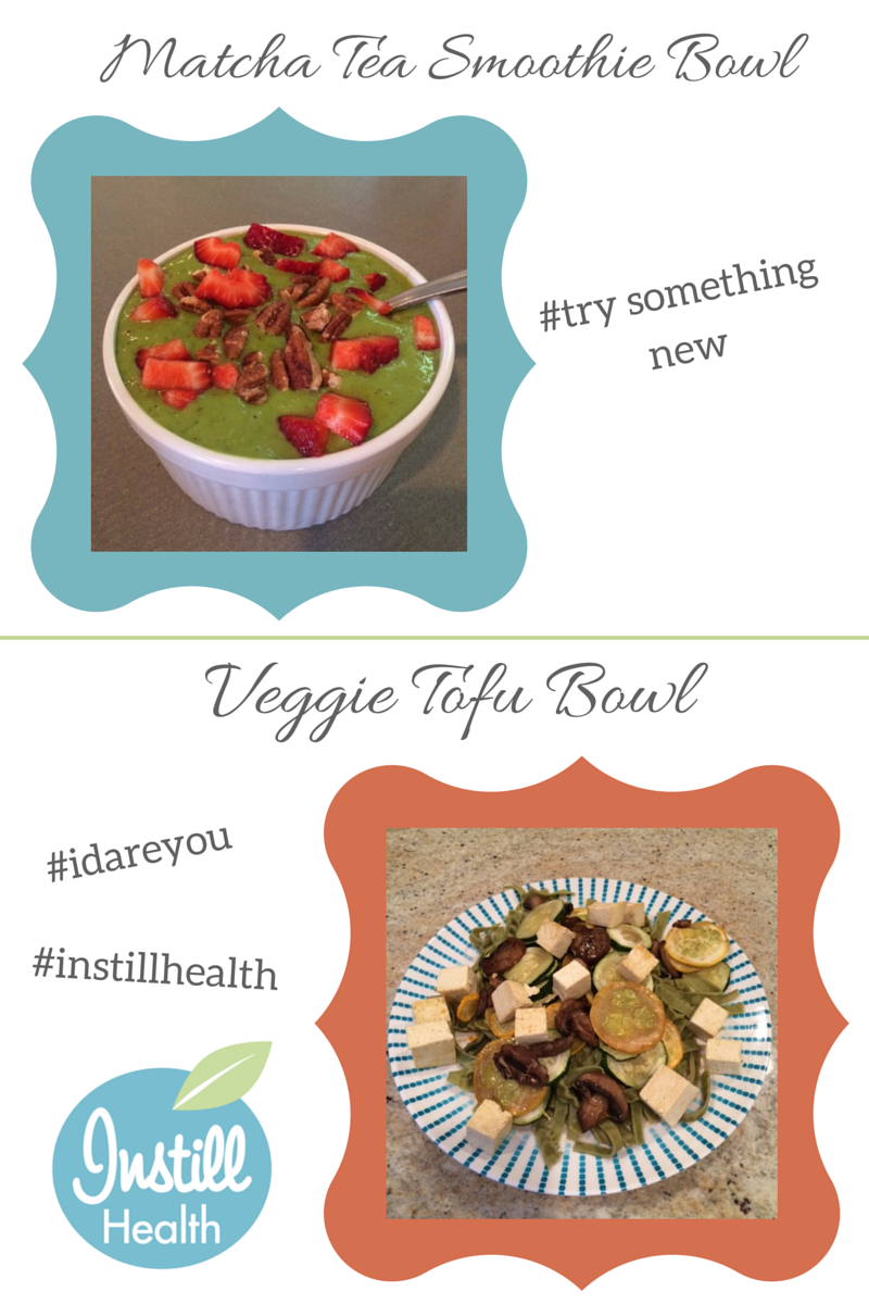 Veggie Tofu Bowl